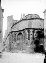 Eglise Saint-Paul - Abside