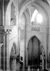 Eglise Saint-Paul - Déambulatoire: partie haute