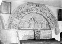 Eglise Saint-Paul - Tympan