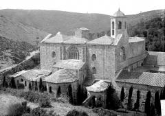 Abbaye de Fontfroide - Vue d'ensemble