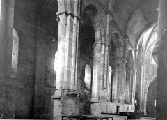 Abbaye de Fontfroide - Eglise abbatiale: Nef