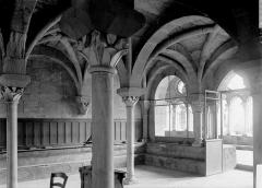 Abbaye de Fontfroide - Salle capitulaire