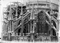 Cathédrale Notre-Dame - Abside, partie haute