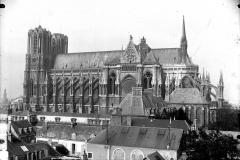 Cathédrale Notre-Dame - Ensemble sud