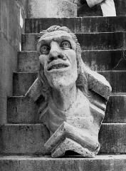 Cathédrale Notre-Dame - Figure d'amortissement