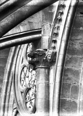 Cathédrale Notre-Dame - Chapiteau et sommier d'arc