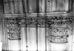 Cathédrale Notre-Dame - Nef, premier chapiteau