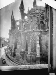 Cathédrale Notre-Dame - Abside, à l'est