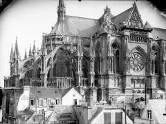 Cathédrale Notre-Dame - Abside et bras nord du transept