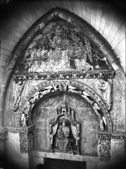 Cathédrale Notre-Dame - Ancienne porte du cloître