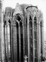 Cathédrale Notre-Dame - Sommet de la tour nord