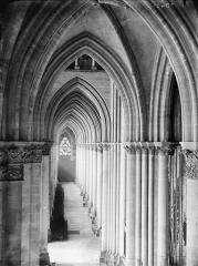 Cathédrale Notre-Dame - Bas-côté sud