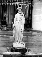 Cathédrale Notre-Dame - Statue de saint Joseph