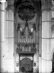 Cathédrale Notre-Dame - Grand orgue