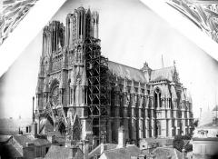 Cathédrale Notre-Dame - Ensemble sud-ouest