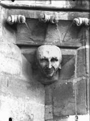 Cathédrale Notre-Dame - Tour sud, tête d'amortissement