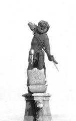 Cathédrale Notre-Dame - Figure de couronnement, le Sagittaire