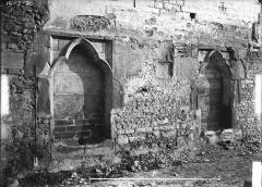 Couvent des Jacobins (vestiges de l'ancien) - Niches