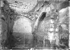 Couvent des Cordeliers (ruines du) - Chapelle, intérieur