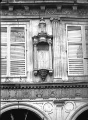 Maison natale de Jean-Baptiste de la Salle - Niche