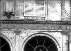 Maison natale de Jean-Baptiste de la Salle - Frise