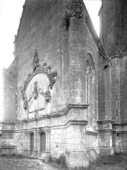 Eglise Sainte-Marie ou Notre-Dame - Partie sud-ouest