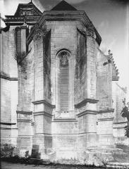 Eglise Sainte-Marie ou Notre-Dame - Abside