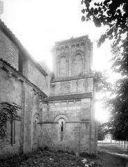 Eglise Saint-Etienne£ - Clocher, à l'est