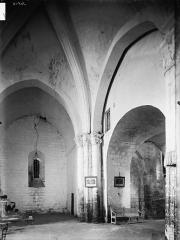 Eglise Saint-Etienne£ - Croisée du transept