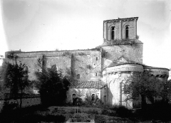 Eglise Saint-Sulpice - Ensemble sud