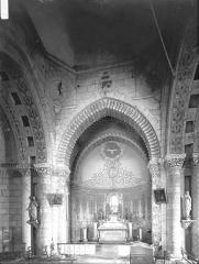 Eglise Saint-Sulpice - Choeur