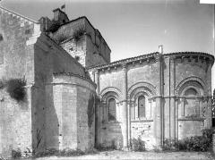 Eglise Saint-Pierre de Marestay - Abside, au sud