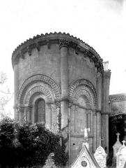 Eglise Saint-Pierre de Marestay - Abside, à l'est