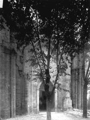 Eglise Saint-Pierre de Marestay - Façade ouest