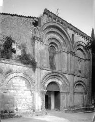 Eglise Saint-Herie - Façade ouest