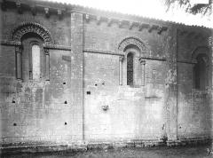 Eglise Saint-Herie - Façade sud, fenêtre