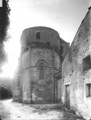Eglise Saint-Nazaire - Abside
