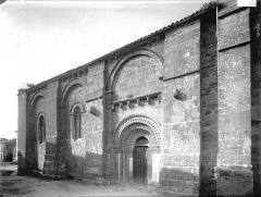 Eglise Saint-Nazaire - Façade sud