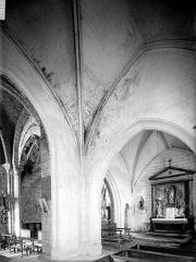 Eglise Saint-Martin - Chapelle sud