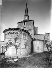 Eglise Saint-Pierre - Abside et clocher