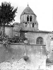 Eglise Saint-Séverin - Clocher