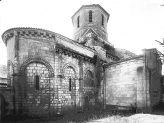 Eglise Saint-Martin - Abside, côté nord-est