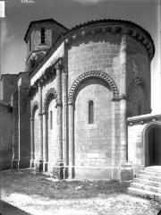 Eglise Saint-Martin - Abside, côté sud-est