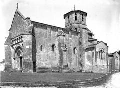 Eglise Saint-Martin - Ensemble sud-ouest