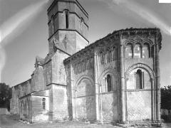 Eglise Saint-Trojan - Ensemble sud-est