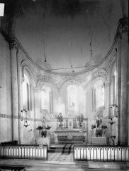 Eglise Saint-Trojan - Choeur