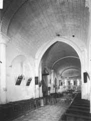 Eglise Notre-Dame de l'Assomption - Nef, vue de l'entrée