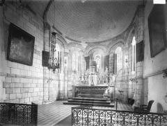 Eglise Notre-Dame de l'Assomption - Choeur