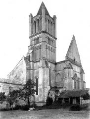Ancienne abbaye Notre-Dame - Eglise, ensemble sud-est