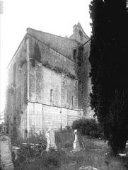 Ancienne abbaye Notre-Dame - Eglise, bras nord du transept